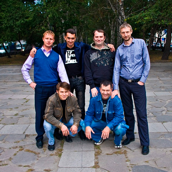 группа «Кризис Жанра» (Новосибирск)